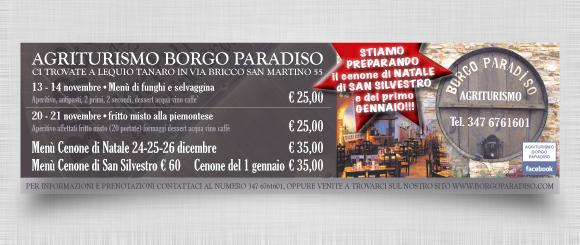 Agriturismo Borgo Paradiso