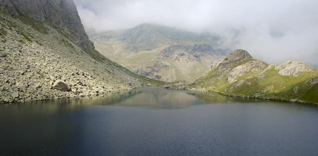 Piemonte, Monviso, dove nasce il fiume Po